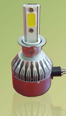 светодиодные лампы H3 в противотуманки противотуманные фары с