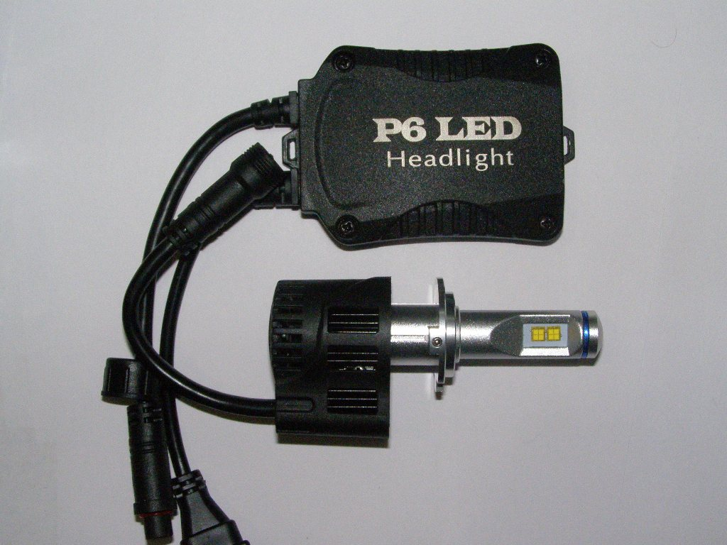 Мощные светодиодные лампы для уличного освещения